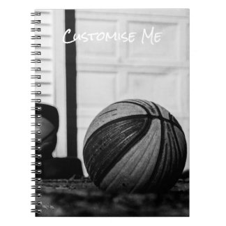 Basketballs Notebooks