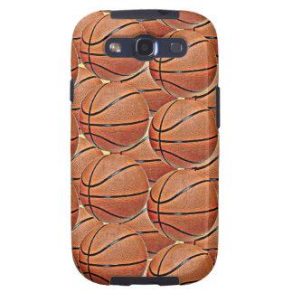 BASKETBALLS Samsung Galaxy S 3 Case Samsung Galaxy SIII Cover