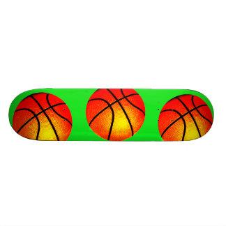 basketballs skate board