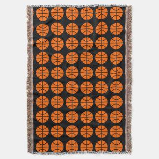 Basketballs Throw