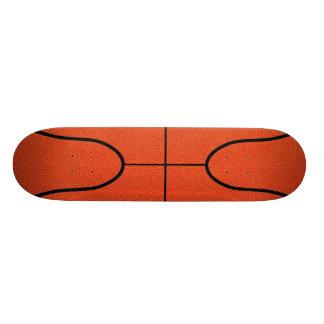 Basketboard 18.1 Cm Old School Skateboard Deck