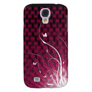 Basketweave Jungle Designer 3G iPhone Samsung Galaxy S4 Case