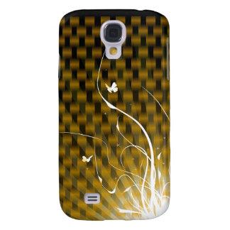 Basketweave Jungle Designer 3G iPhone Samsung Galaxy S4 Covers