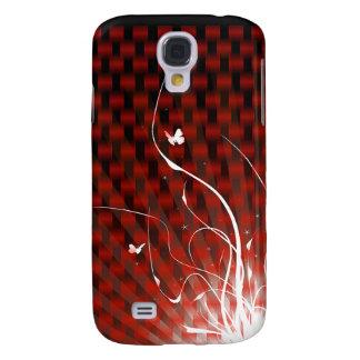 Basketweave Jungle Designer 3G iPhone Galaxy S4 Cover
