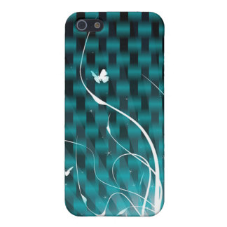 Basketweave Jungle Designer iPhone 4 iPhone 5 Cases
