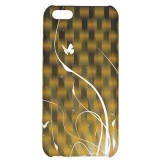 Basketweave Jungle Designer iPhone 4 iPhone 5C Cover
