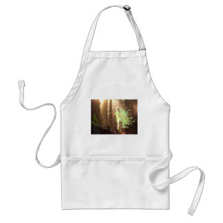 Basking in the Morning Rays Adult Apron