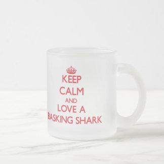 Basking Shark Mugs