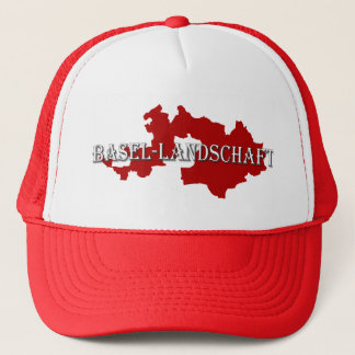 Basle-Country - Basel-Landschaft Trucker Hat