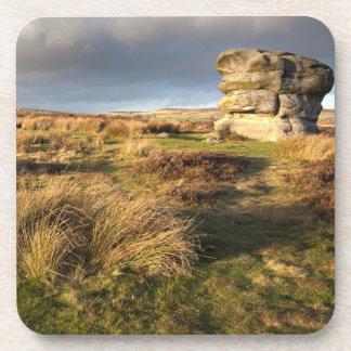 Baslow Edge in Derbyshire souvenir photo Coaster
