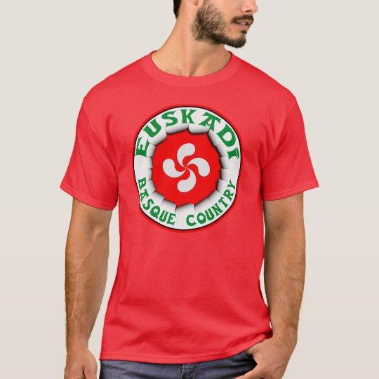 Basque cross T-Shirt