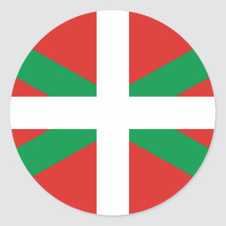 Basque Flag Sticker