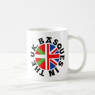 Basques in the UK Basic White Mug