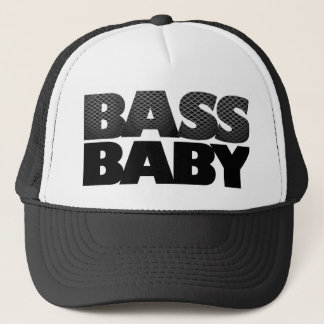 Bass Baby Trucker Cap