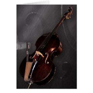 Bass - Card