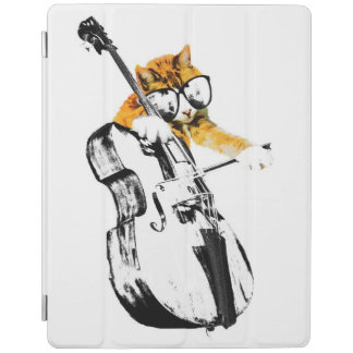 Bass Cat iPad Cover