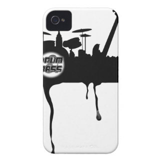 Bass City Scape iPhone 4 Cover
