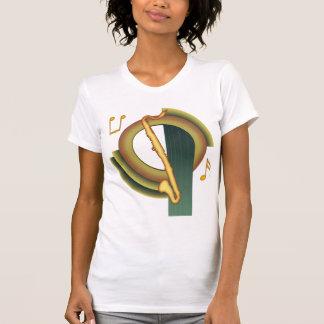 Bass Clarinet Deco T-Shirt