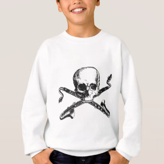 Bass Clarinet Pirate Sweatshirt