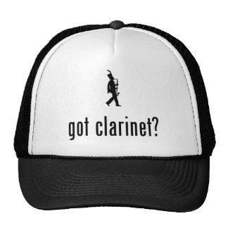 Bass Clarinet Trucker Hats