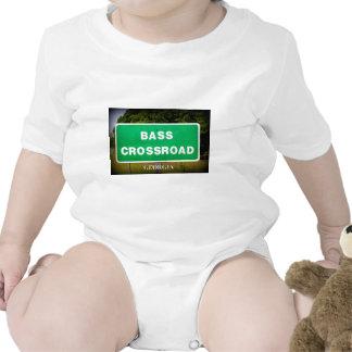 BASS CROSSROAD, GEORGIA BABY BODYSUIT
