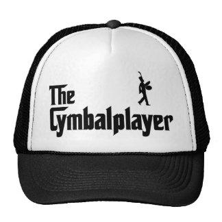 Bass Cymbal Mesh Hats