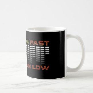 Bass Down Low Basic White Mug