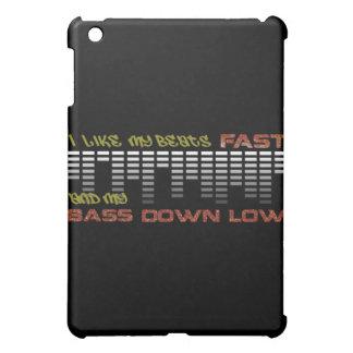 Bass Down Low iPad Mini Cases