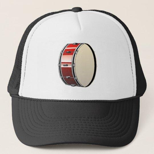 Bass Drum Trucker Hat