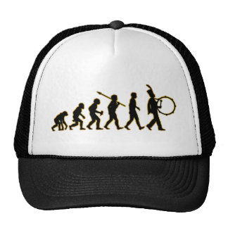 Bass Drummer Trucker Hat