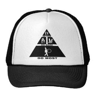 Bass Drummer Trucker Hats