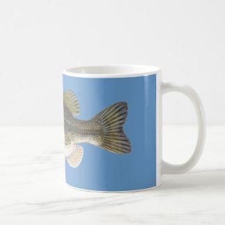 Bass Fish Coffee Cup / Mug