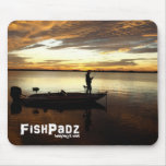 Bass Fisherman Mousepad