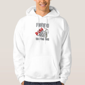 Bass Fishing The Reel Deal Pullover