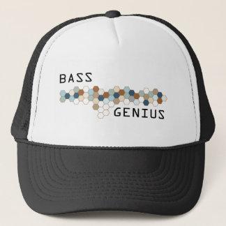 Bass Genius Trucker Hat