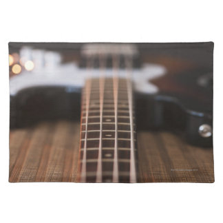 Bass Guitar 2 Placemat