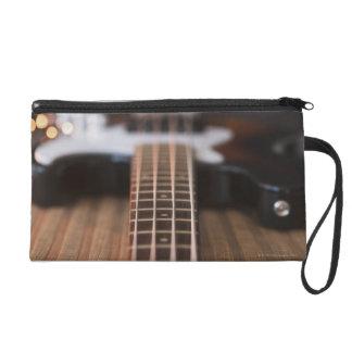 Bass Guitar 2 Wristlet