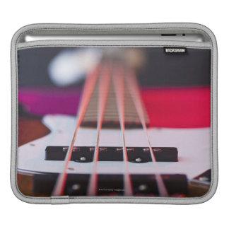 Bass Guitar 3 iPad Sleeve