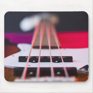 Bass Guitar 3 Mouse Mat