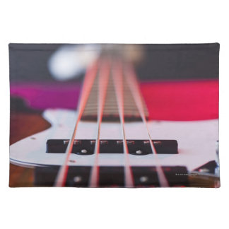 Bass Guitar 3 Placemat