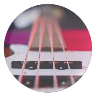 Bass Guitar 3 Plate
