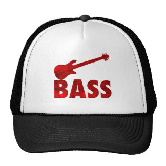 Bass Guitar Cap