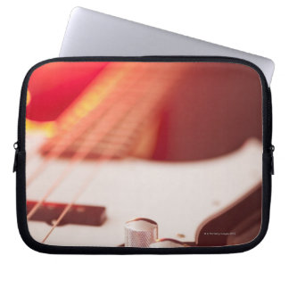 Bass Guitar Laptop Sleeve