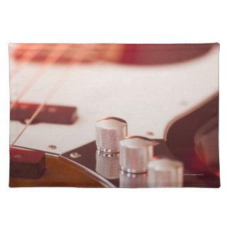 Bass Guitar Placemat