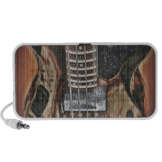 Bass Guitar iPhone Speaker