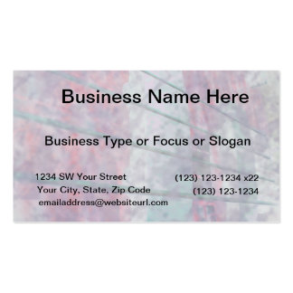 Bass guitar strings pickups pink grunge tiger eye pack of standard business cards