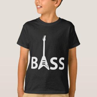 bass guitar tee shirt