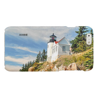 BASS HARBOR HEAD LIGHTHOUSE, MAINE iPhone 6 PLUS CASE