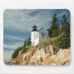 Bass Harbour Head Lighthouse Mouse Mat