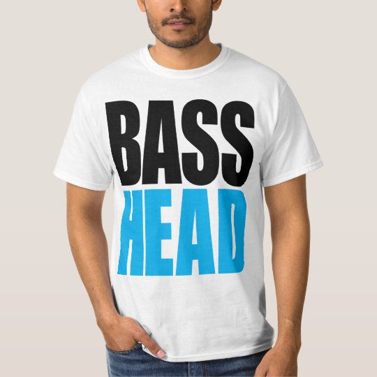 Bass Head (Collector's Edition) T-Shirt